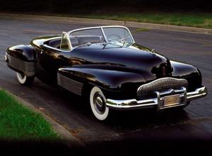 1934 Buick Y-job