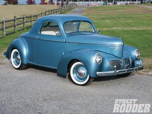 1940 Chevrolet coupé