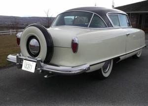 1954 Nash Rumbler