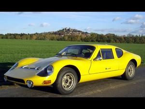 1967 Melkus RS1000