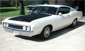 1968 Ford Torino Talladega