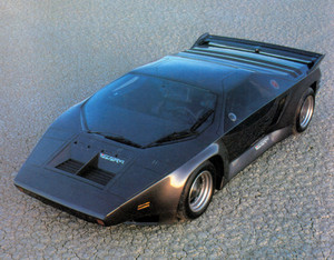 1980 Vector W2 Twin Turbo