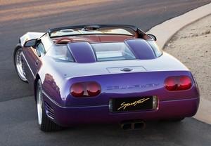 1993 Callaway Corvette Speedster