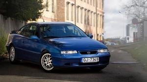 1998 Opel Calibra