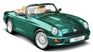 2002 MG RV8