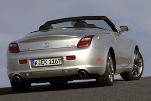 2008 Lexus SC1