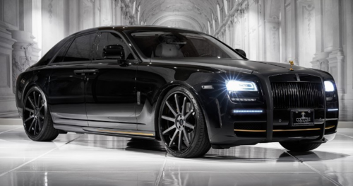Nocturnal Mirage fond d'écran possibly with a sedan and a coupé titled 2013 Rolls Royce Ghost