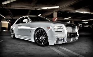 2013 custom Rolls Royce Ghost