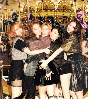 4MINUTE '4minute World'