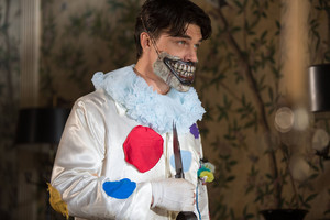 "AHS Freak toon ""Edward Mordrake: part 2"" (4x04) promotional picture"