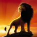 Adult Simba TLK - the-lion-king icon