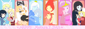Adventure Time Mothers 日