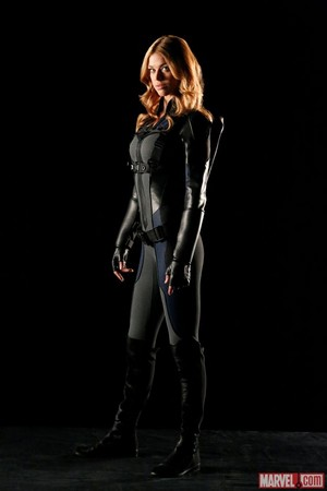 Agents of S.H.I.E.L.D. - Season 2 - First Look at Mockingbird in her Tactical Suit