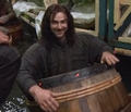 Aidan Turner - Behind The Scenes