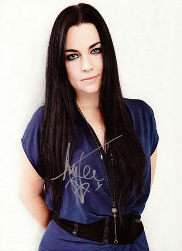 Evanescence wallpaper probably containing a portrait called Amy Lee