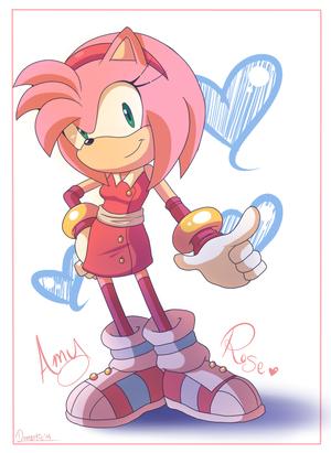 Amy Rose <3