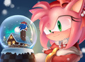 Amys Winter Lover - sonic-guys photo
