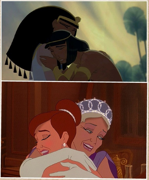 Anastasia Vs The Prince Of Egypt