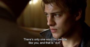 Andreas Wilson Ondskan Evil