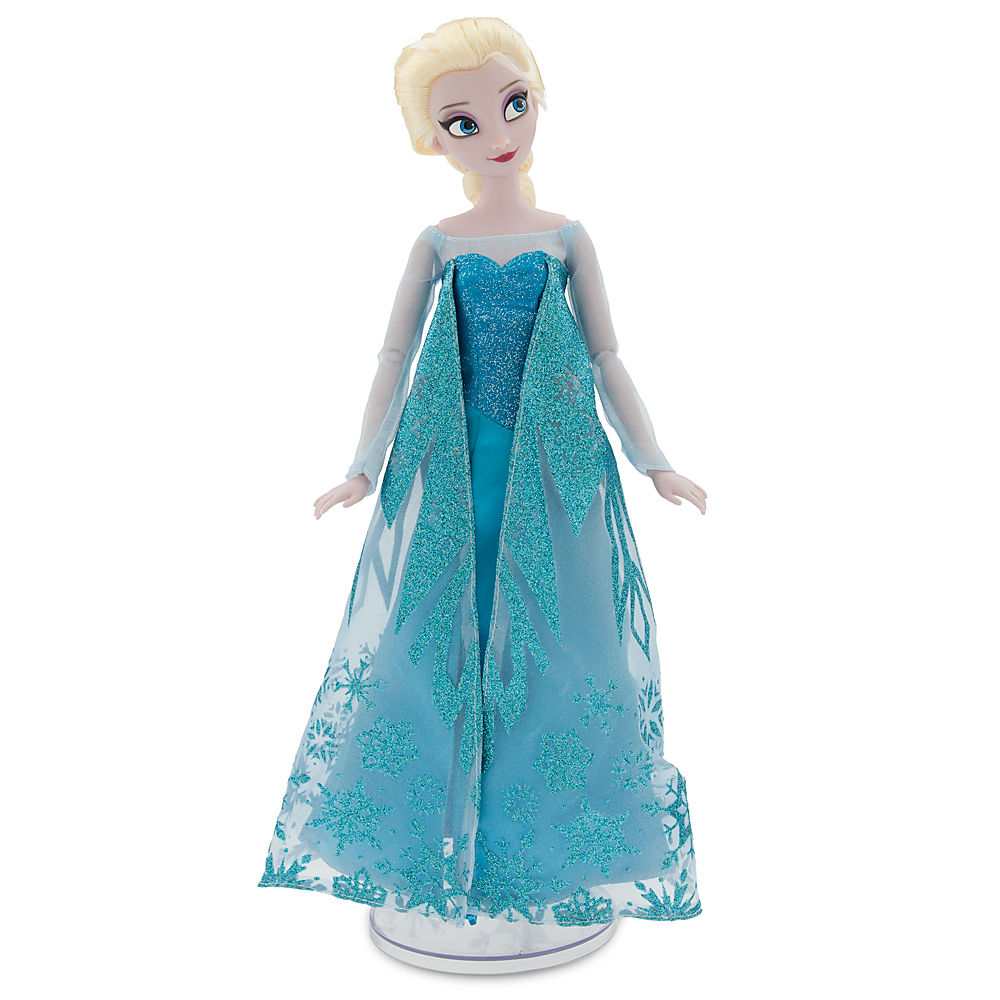 Elsa and anna anna and elsa ice skating doll set
