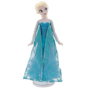 Anna and Elsa Ice Skating Doll Set