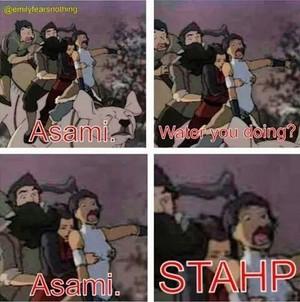Asami staph