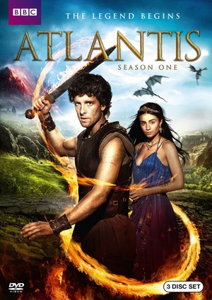Atlantis Season 1 DVD Cover