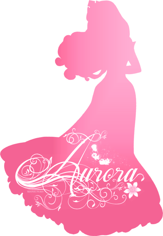 Disney Princess images Aurora Silhouette HD wallpaper and ... | 553 x 799 png 102kB