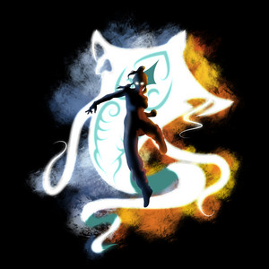Awesome Korra T-shirt