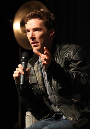 BAFTA LA - Behind Closed Doors With Benedict Cumberbatch