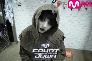 BTS MCountDown Halloween
