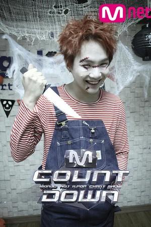 Bangtan Boys MCountDown Halloween