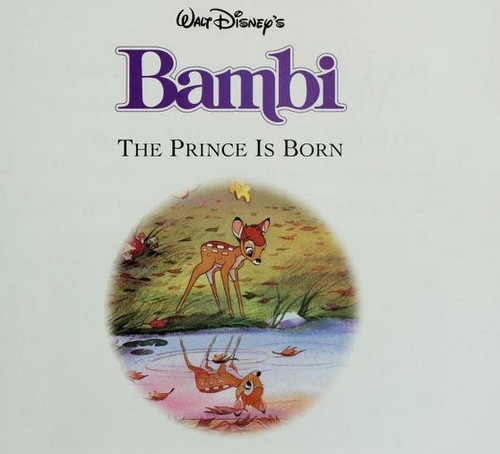 Bambi wallpaper titled Bambi - The Prince is Born