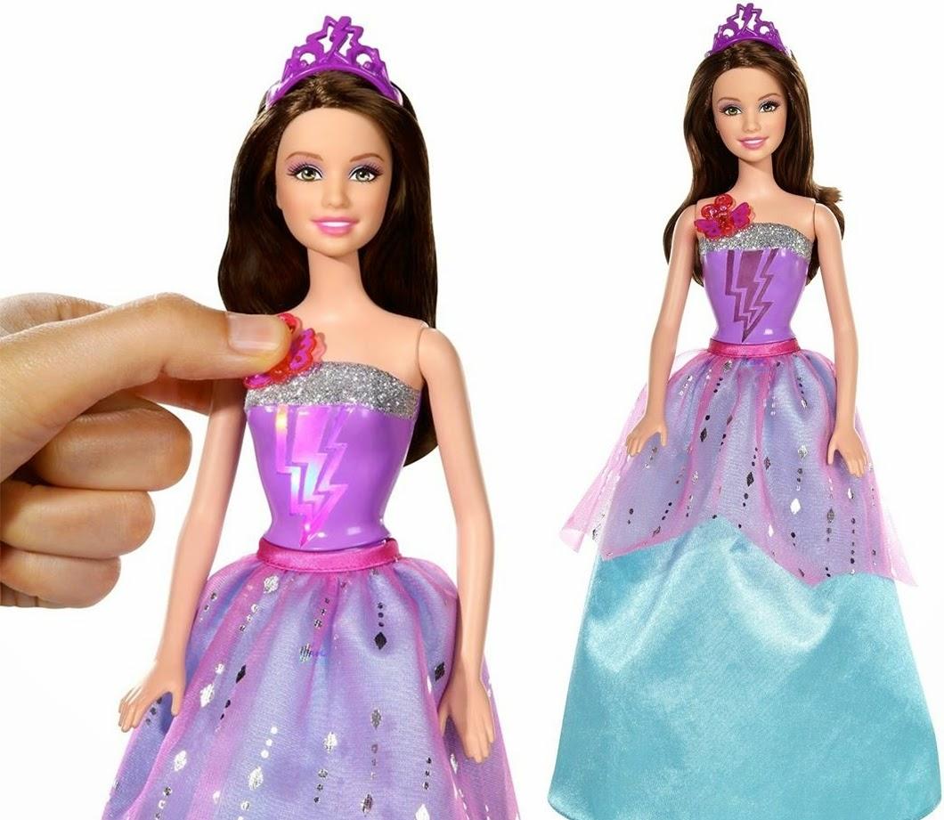 Barbie in Princess Power - Corinne Doll