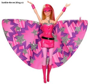 Barbie in Princess Power Kara Doll