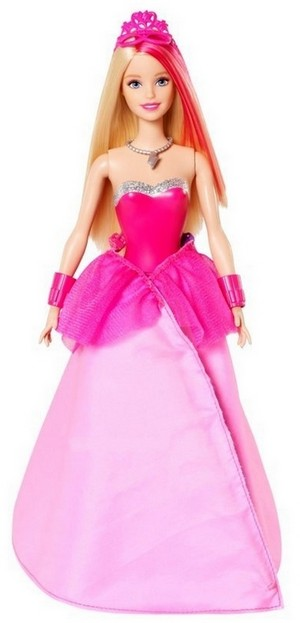 芭比娃娃 in Princess Power - Kara Doll !