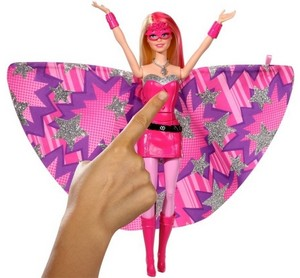 Barbie in Princess Power - Kara Doll !