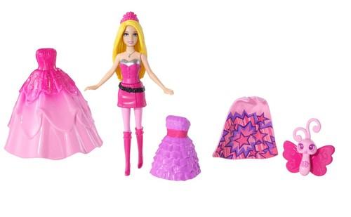 바비 영화 바탕화면 entitled 바비 인형 in Princess Power Mini Doll