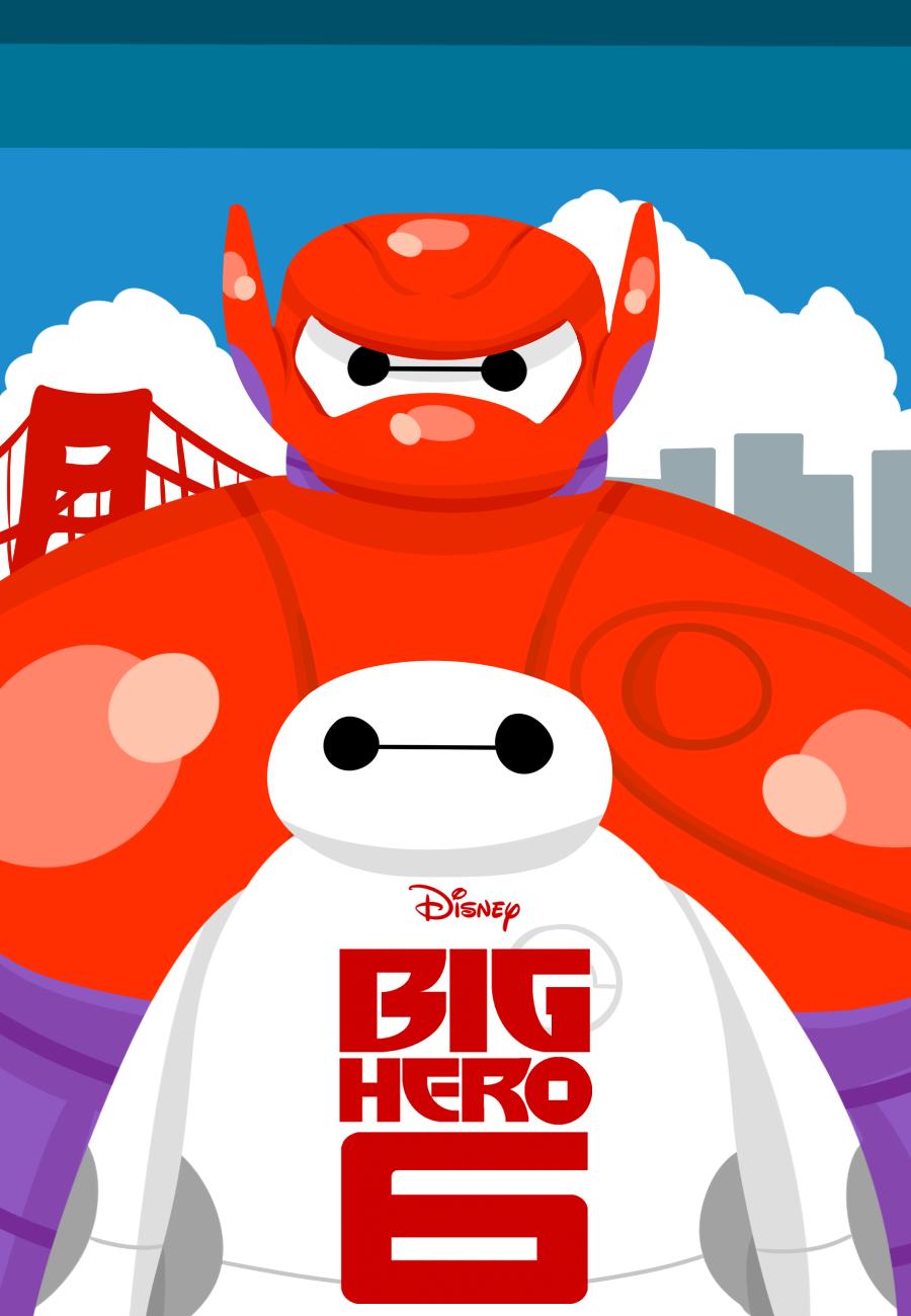 Big hero 6 bay max