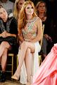 Bella Thorne at the Sherri Hill fashion show in New York - bella-thorne photo