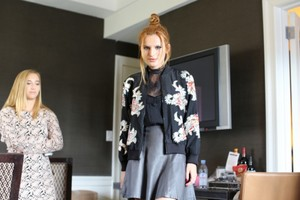Bella Thorne's NYFW Photo Diary
