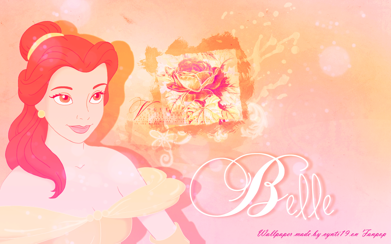 Belle 壁紙