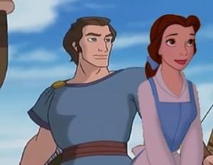 Ben-Hur And Belle