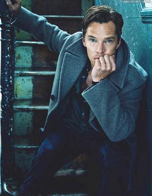 Benedict - Elle Magazine ☆