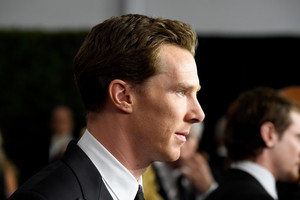 Benedict at the 6th Annual Governor's Awards