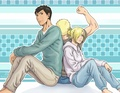 Bertholdt, Reiner, and Annie