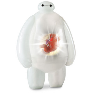 Big Hero 6 Baymax Projection Action Figure