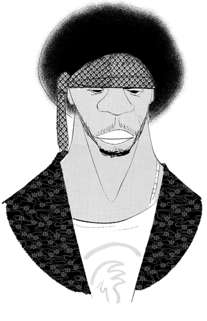 Big Hero 6 - Early Wasabi Concept Art