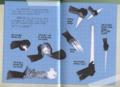 Big Hero 6 Hiro's Journal - Wasabi's Super Suit
