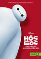 Big Hero 6 Hungarian Poster
